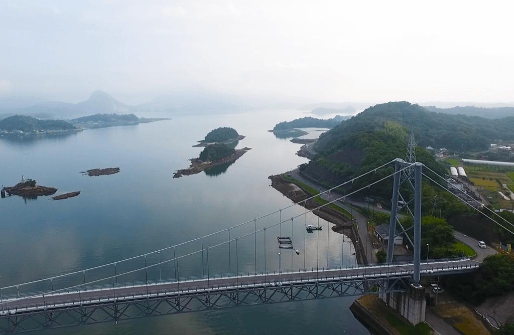 維和島への橋